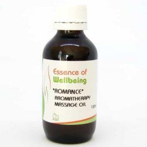 Romance Massage Oil