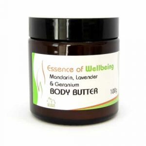 Mandarin Lavender & Geranium Body Butter